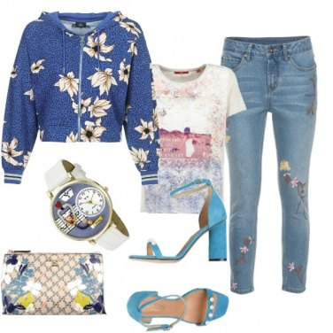 Outfit Intramontabili jeans