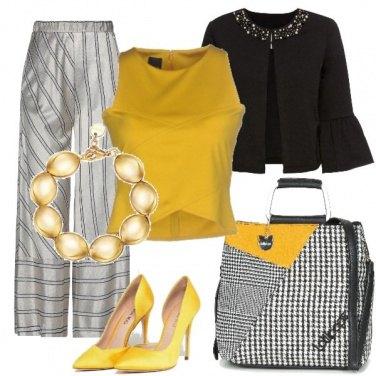 Outfit Eleganza top
