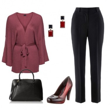 Outfit Plus size chic