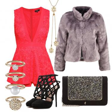Outfit La jumpsuit per le feste