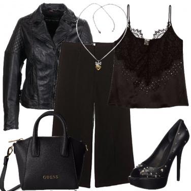 Outfit Fascino nero