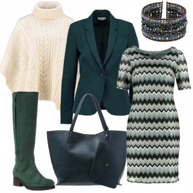 Outfit Zig zag
