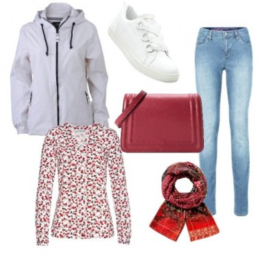 Outfit Girovagando in città