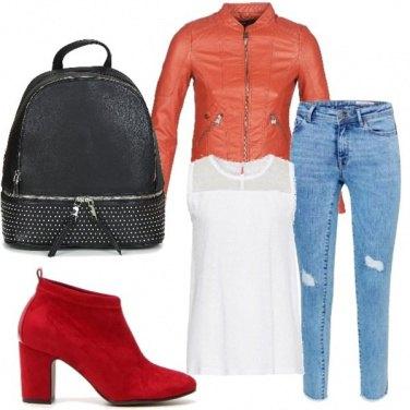 Outfit Rock bon ton