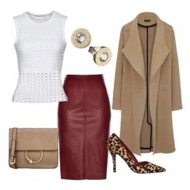Outfit Ufficio con grinta
