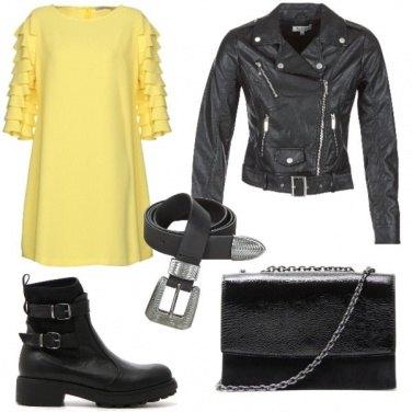 Outfit Un po' rock