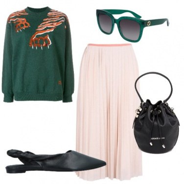 Outfit Milano Fashion Week