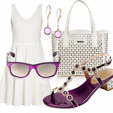 Outfit Fresco bianco