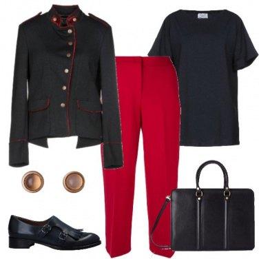 Outfit Non il solito completo
