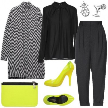 Outfit Accenti fluo