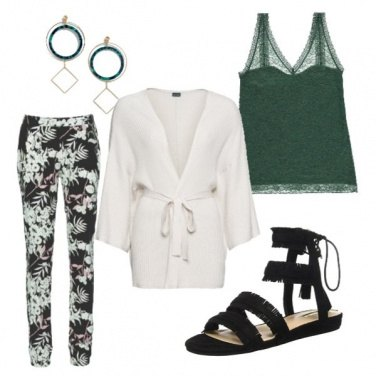 Outfit Ultime sere d\'estate