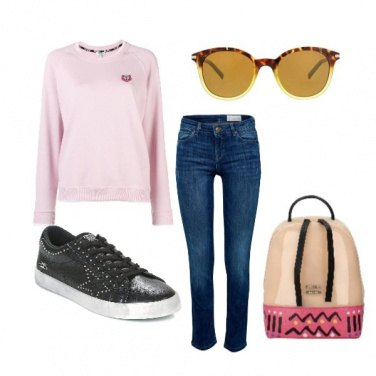 Outfit Urban #7402