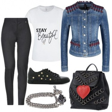 Outfit Stay Beautiful
