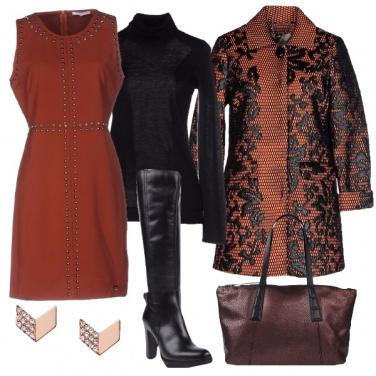 Outfit Rampicanti sul cappotto