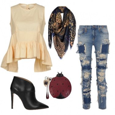 Outfit Serata in centro