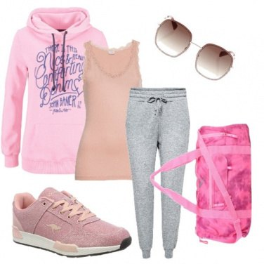 Outfit Palestra