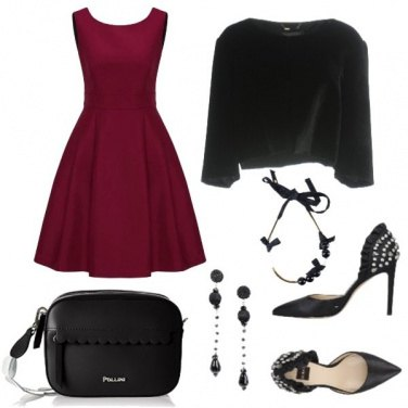 Outfit Bon Ton #12041