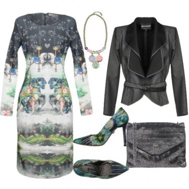 Outfit Giostre e fiabe aiutano a sognare