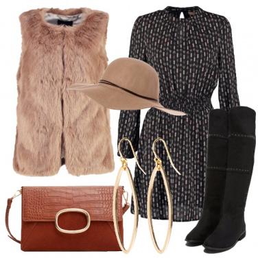 Outfit La ragazza bohémienne