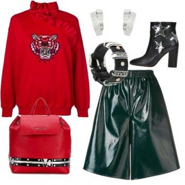 Outfit Passione di Tigre