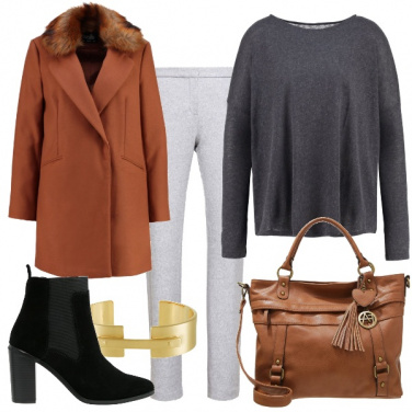 Outfit Per le fredde giornate invernali