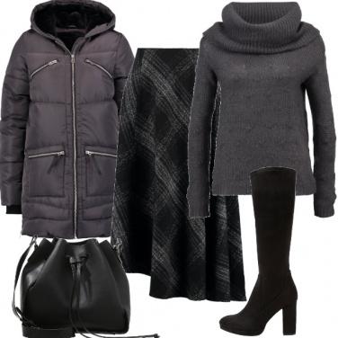 Outfit Caldo, comodo e conveniente