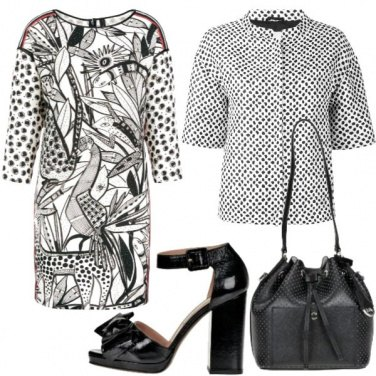 Outfit Sapore picassiano