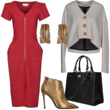 Outfit Il tubino di giorno
