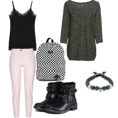 Outfit Urban #7421