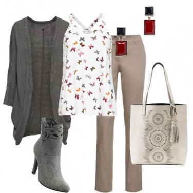 Outfit Urban #7422
