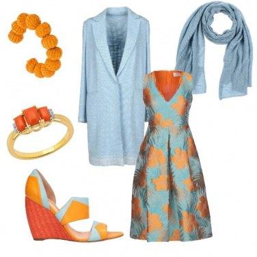 Outfit Una cerimonia eccentrica