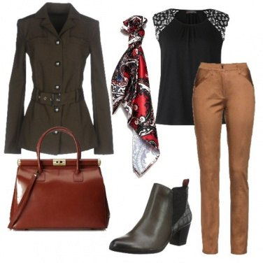 Outfit Casual a lavoro