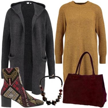 Outfit Colore e calore