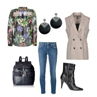 Outfit Trendy #22618