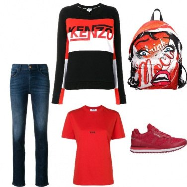 Outfit Urban #7431
