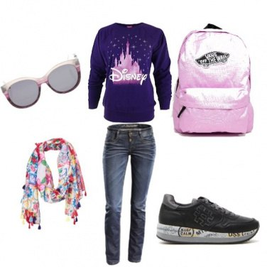 Outfit Disney