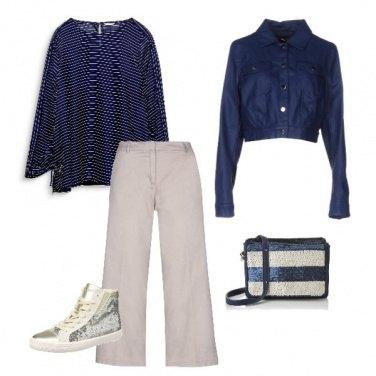 Outfit Zaffiro