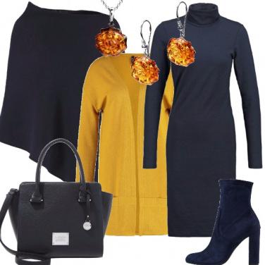 Outfit Il blu sempre