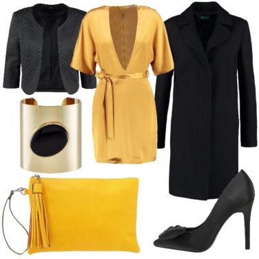 Outfit Con un po\' di mostarda