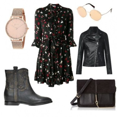 Outfit Aperitivo autunnale