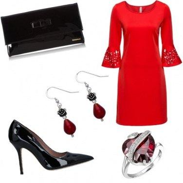 Outfit La cena di fidanzamento