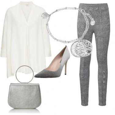 Outfit Stiletto Oversize