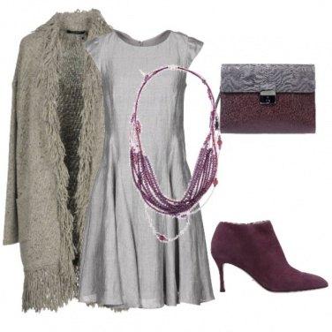 Outfit Con il cardigan