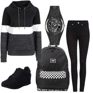 Outfit Urban #7458