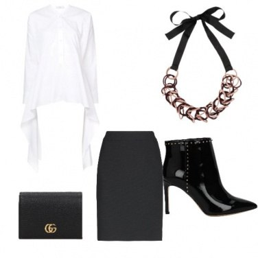 Outfit Nero