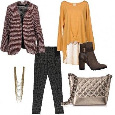 Outfit Pomeriggi d autunno