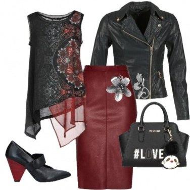 Outfit Etni-Rock