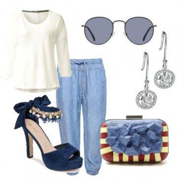 Outfit Un tocco Jeans