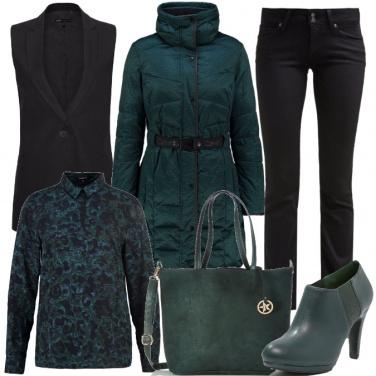 Outfit Eleganza e praticità