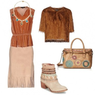 Outfit Indios